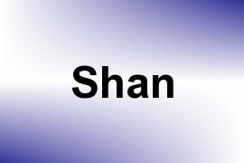 Shan name image