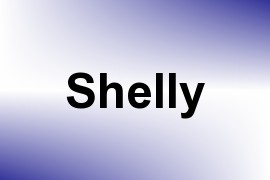 Shelly name image