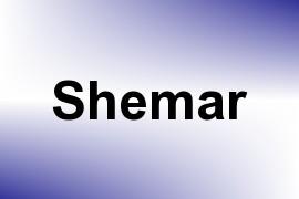 Shemar name image