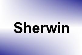Sherwin name image