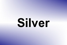 Silver name image