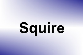 Squire name image