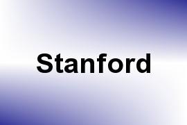 Stanford name image
