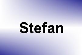 Stefan name image