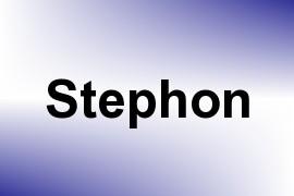 Stephon name image