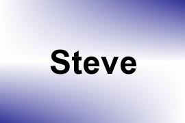 Steve name image