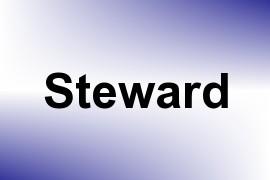 Steward name image