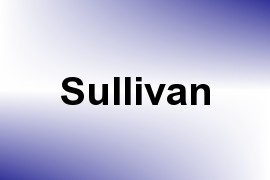 Sullivan name image