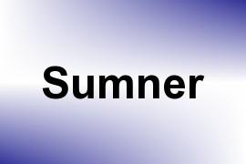 Sumner name image