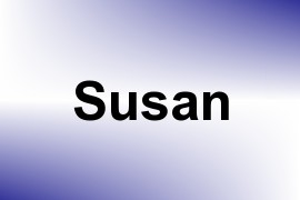 Susan name image