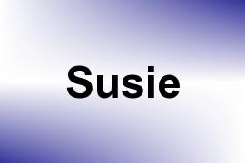 Susie name image
