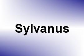 Sylvanus name image