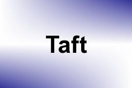 Taft name image