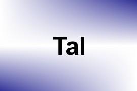 Tal name image