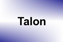 Talon name image