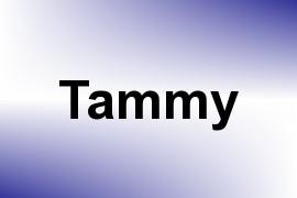 Tammy name image