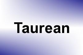 Taurean name image