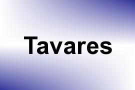 Tavares name image