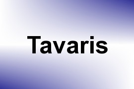 Tavaris name image