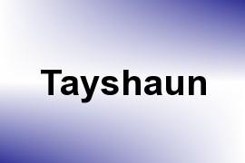 Tayshaun name image