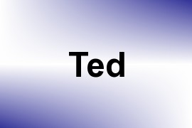 Ted name image