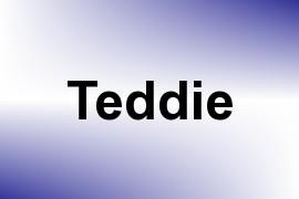 Teddie name image