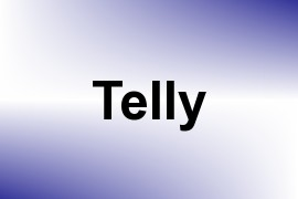 Telly name image