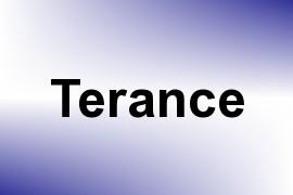 Terance name image