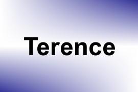 Terence name image