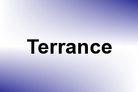 Terrance name image