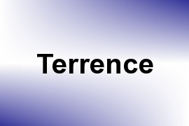 Terrence name image