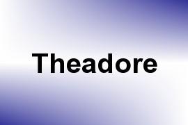 Theadore name image