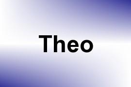 Theo name image