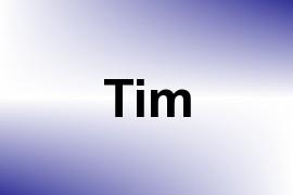 Tim name image