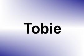 Tobie name image