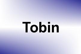 Tobin name image
