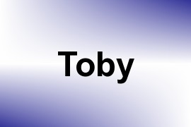 Toby name image