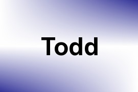 Todd name image