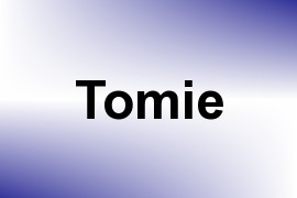 Tomie name image