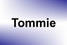 Tommie name image