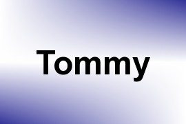 Tommy name image