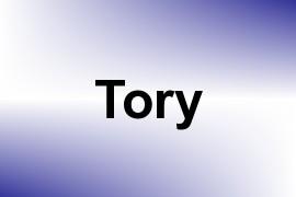 Tory name image