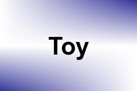 Toy name image