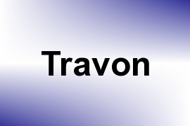 Travon name image