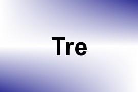 Tre name image