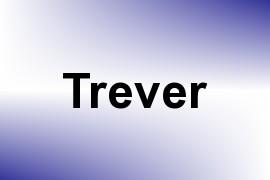 Trever name image