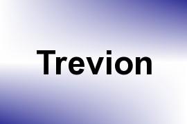 Trevion name image