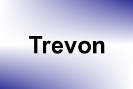 Trevon name image