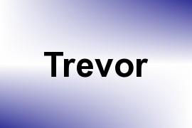 Trevor name image