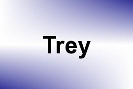 Trey name image